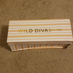 Clear sandals, brand new in box